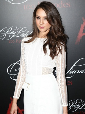 Troian Bellisario Body Measurements