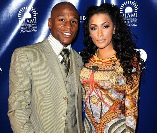 Floyd Mayweather Girlfriend Shantel Jackson