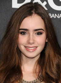 Lily Collins Body Meas...