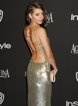 Willa Holland Body Measurements