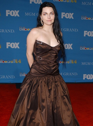 Amy Lee Body Measurements