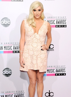 Kesha Height Body Shape