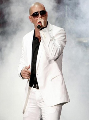 Pitbull Singer With Hair 81796 Movieweb