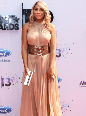 Tamar Braxton Height Body Shape
