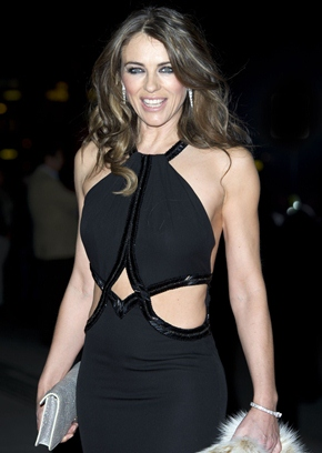 Elizabeth Liz Hurley Body Measurements