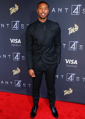 Michael B. Jordan Height Body Shape