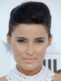 Body Measurements of Nelly Furtado with Height Weight Bra Size Vital Statistics