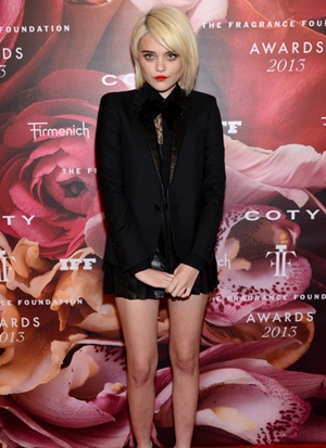 Sky Ferreira Height Body Figure Shape