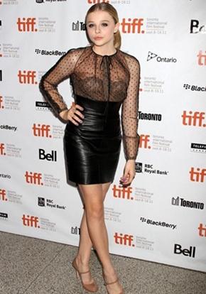 Chloe Moretz Body Measurements Height Weight Bra Shoe Size