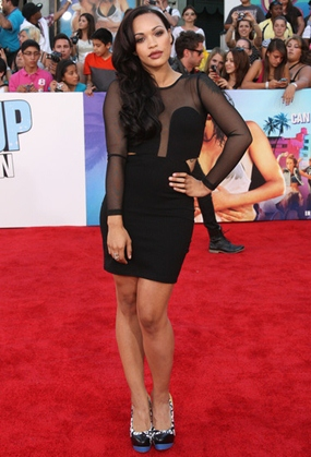 Cleopatra Coleman Height Body Figure Shape
