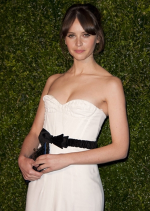 Felicity Jones Body Measurements