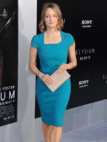 Jodie Foster Body Measurements