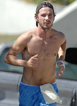 Shia LaBeouf Body Measurements
