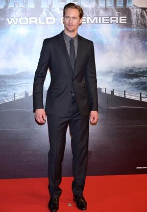 Alexander Skarsgard Height Body Shape