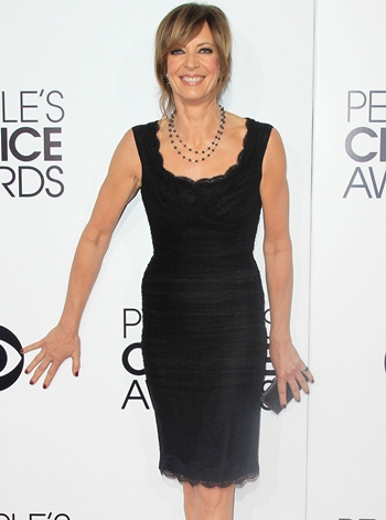 Allison Janney Body Measurements