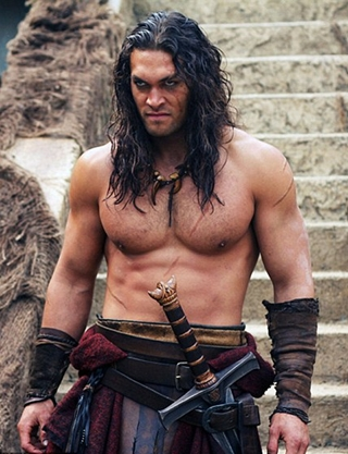 Jason Momoa Body Measurements Biceps Size