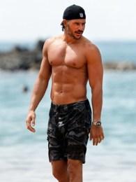Joe Manganiello Body Measurements Height Weight Biceps Shoe Size Vital Stats
