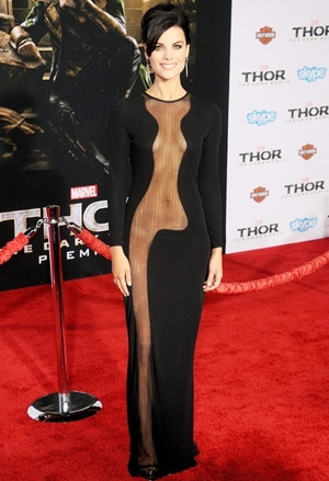 Jaimie Alexander Height Weight Body Shape