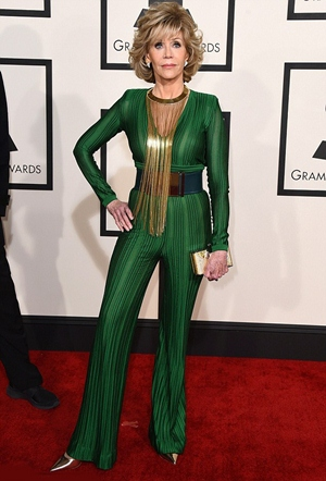 Jane Fonda Body Measurements Height Weight Bra Size Age