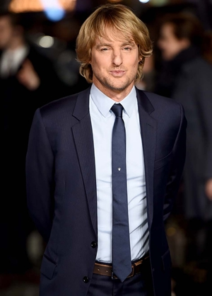 Owen Wilson Body Measurements