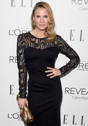 Renee Zellweger Body Measurements Height Weight