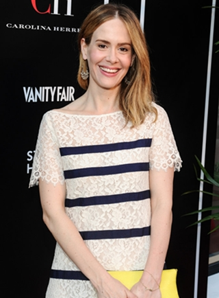 Sarah Paulson Body Measurements Height Weight