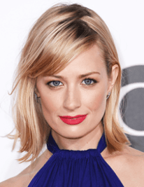 beth behrs weight
