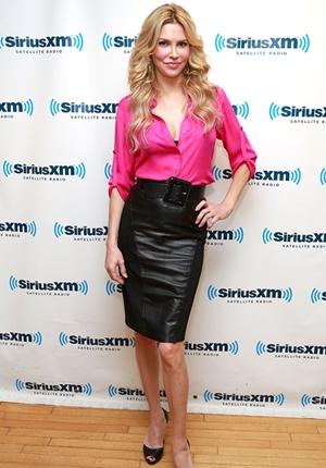 Brandi Glanville Height Weight Body Figure Shape