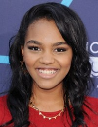 China Anne McClain Body Measurements Height Weight Bra Size Age Vital Statistics