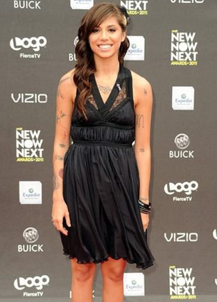 Christina Perri Body Measurements Height Weight