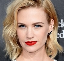 January Jones Body Measurements Height Weight Bra Size Vital Stats Facts