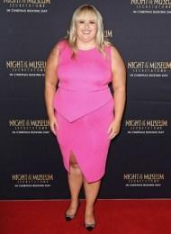 Rebel Wilson Body Measurements Weight Height Bra Size Shoe Vital Stats