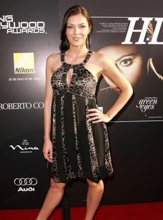 Adrianne Curry Height Body Figure Shape