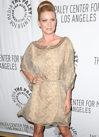 Laurie Holden Height Weight Body Figure Shape