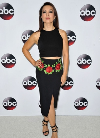 Ming Na Wen Body Measurements Height Weight Bra Size Vital