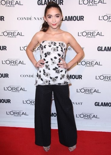 Rowan Blanchard Body Measurements Height Weight