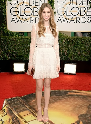 Taissa Farmiga Body Measurements Bra Size
