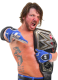 AJ Styles Body Measurements Height Weight