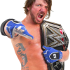 AJ Styles Body Measurements Height Weight Biceps Shoe Size Vital Stats Bio
