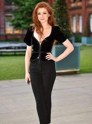 Nicola Roberts Height Weight Body Figure Shape