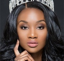 Deshauna Barber Miss USA 2016 Body Measurements Bra Size Height Weight Vital Stats Profile Facts