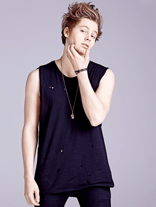 Luke Hemmings Body Measurements Height Weight