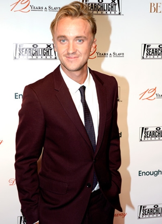 Tom Felton Body Measurements Height Weight
