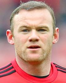 Wayne Rooney Shoe Size