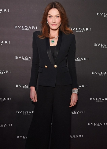 Carla Bruni Height Weight Body Figure Shape