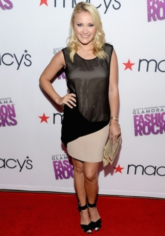 Emily Osment Body Measurements Height Weight