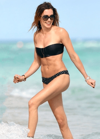 Katie Cassidy Body Measurements Height Weight