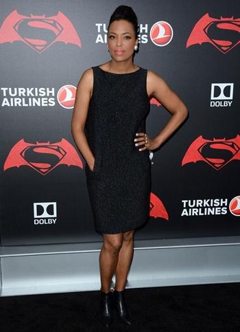 Aisha Tyler Height Weight Body Figure Shape