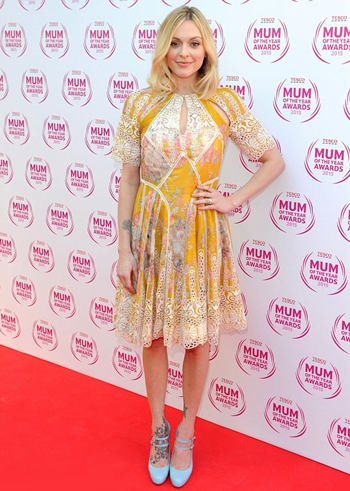 Fearne Cotton Height Weight Body Shape