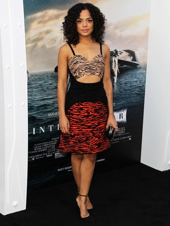 Tessa Thompson Body Measurements Bra Size